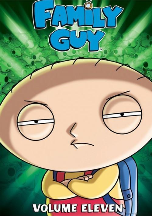 Family Guy: Volume 11