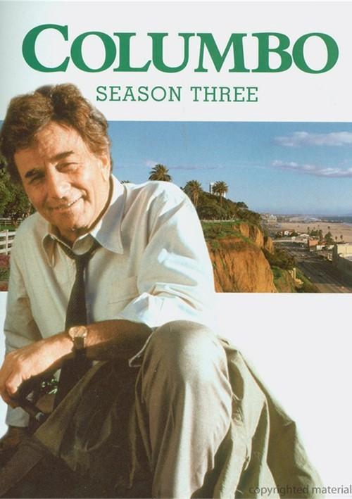 Columbo: The Complete Third Season (Repackage)