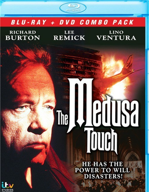Medusa Touch, The (Blu-ray + DVD Combo)
