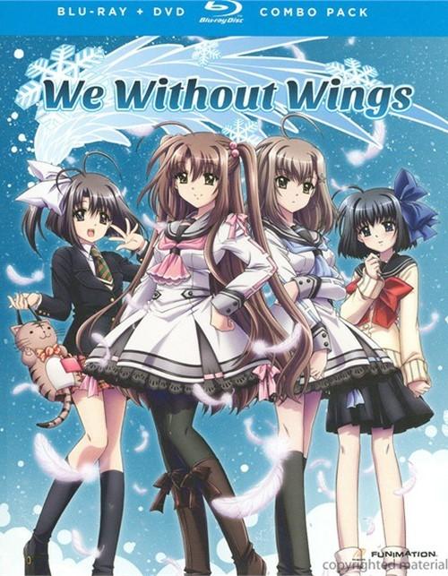 We Without Wings: Season One - Alternate Art (Blu-ray + DVD Combo)