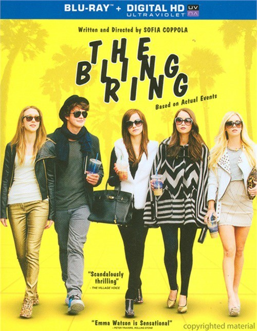 Bling Ring, The (Blu-ray + UltraViolet)