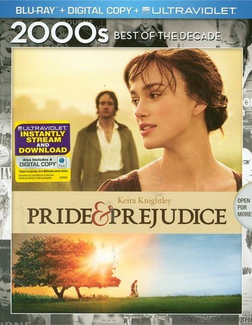 Pride & Prejudice (Blu-ray + Digital Copy + UltraViolet)