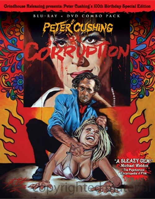 Corruption (Blu-ray + DVD Combo)