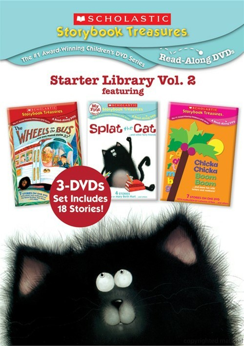 Scholastic Storybook Treasures: Starter Library - Volume Two