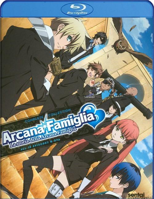 La Storia Della Arcana Famiglia: The Complete Collection