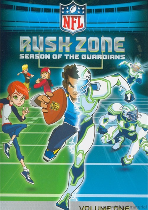 NFL Rush Zone: Season Of The Guardians - Volume One
