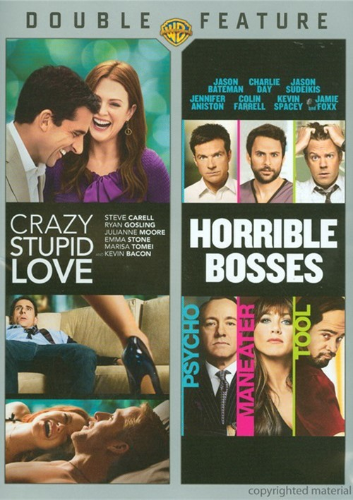 Crazy, Stupid, Love / Horrible Bosses (Double Feature)