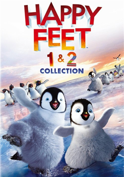 Happy Feet / Happy Feet Two (Double Feature)