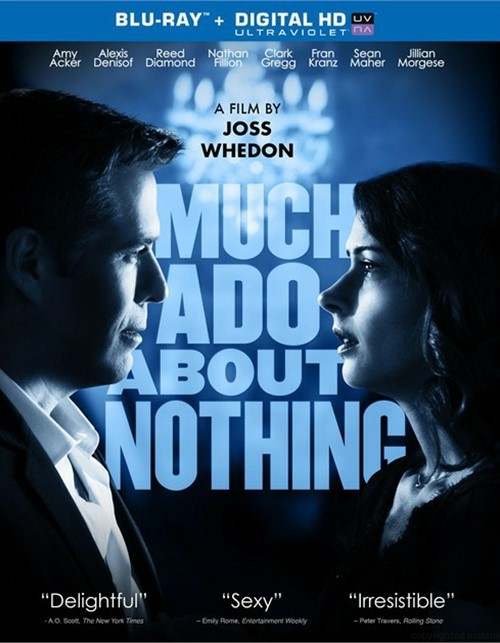 Much Ado About Nothing (Blu-ray + UltraViolet)