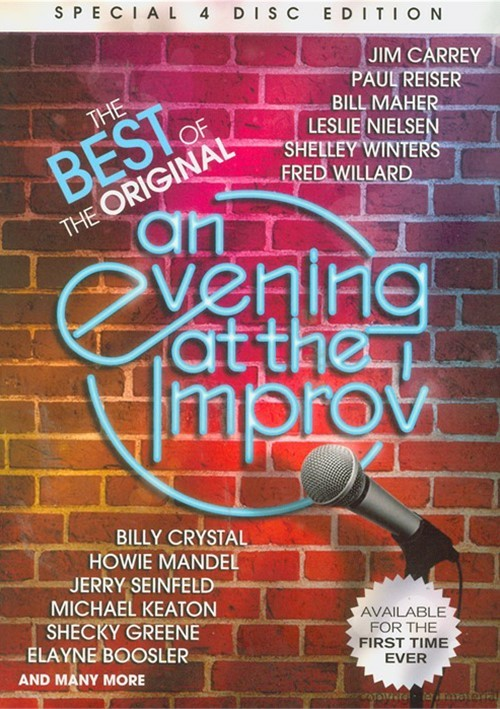 Best Of An Evening At The Improv Collection, The