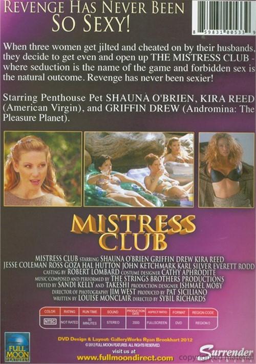 Mistress Club Dvd 2000 Dvd Empire