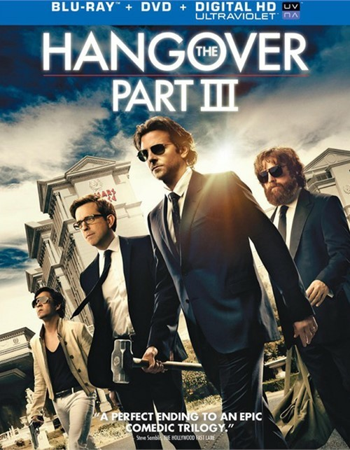 Hangover, The: Part III (Blu-ray + DVD + UltraViolet)