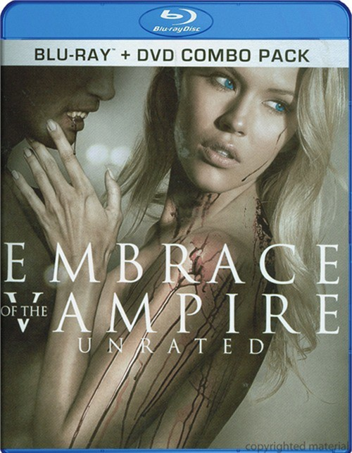 Embrace Of The Vampire (Blu-ray + DVD Combo)
