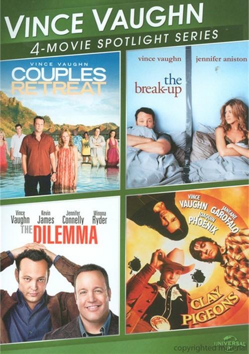 Vince Vaughn: 4-Movie Spotlight Series