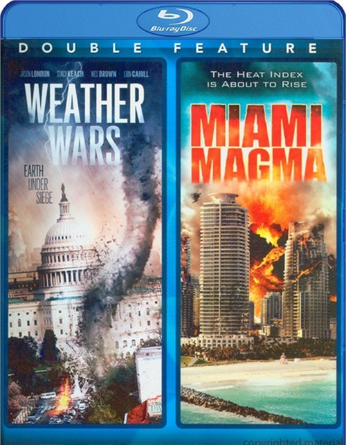 Miami Magma / Weather Wars (Double Feature)