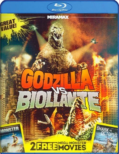 3 Mega Monster Movies