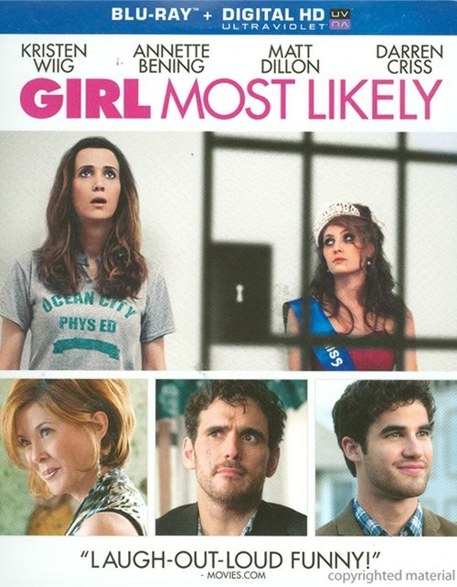 Girl Most Likely (Blu-ray + UltraViolet)