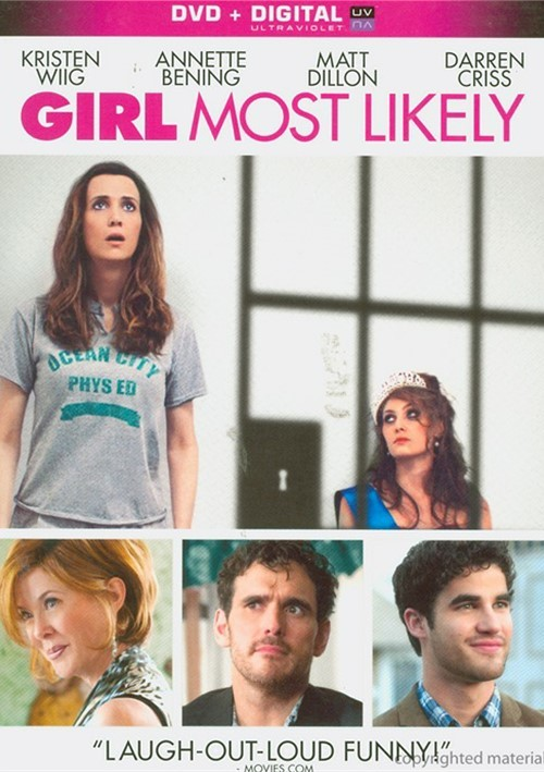 Girl Most Likely (DVD + UltraViolet)