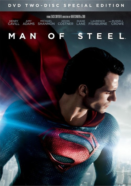Man Of Steel: Two Disc Special Edition