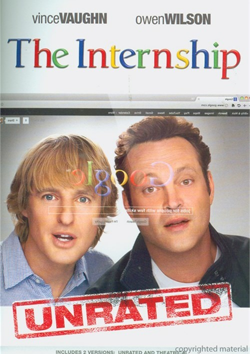 Internship, The: Unrated