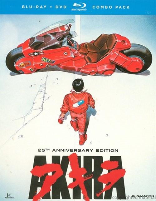 Akira (Blu-ray + DVD Combo)