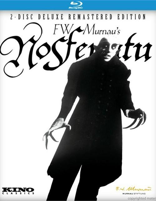 Nosferatu: 2-Disc Deluxe Remastered Edition