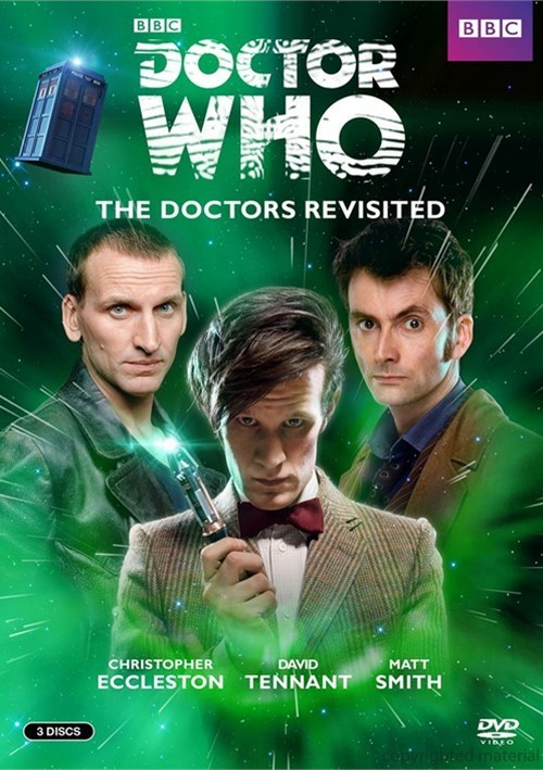 Doctor Who: The Doctors Revisited - 9-11