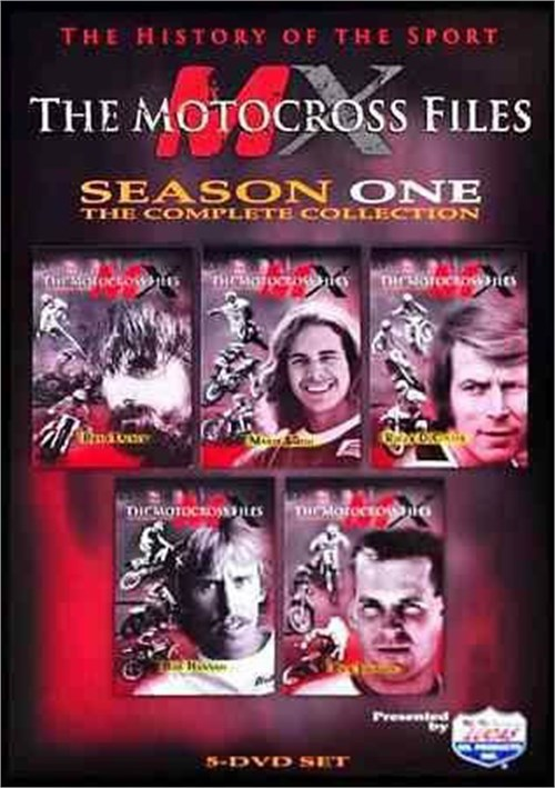 Motocross Files, The: The Complete Season One