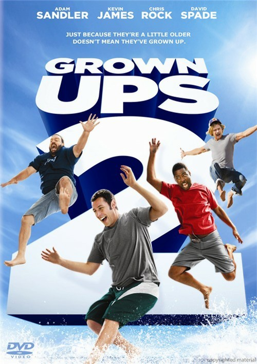 Grown Ups 2 (DVD + UltraViolet)