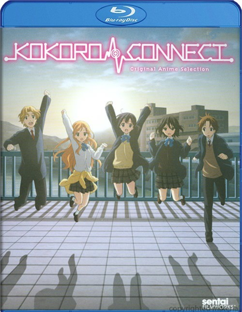Kokoro Connect: OVA Collection