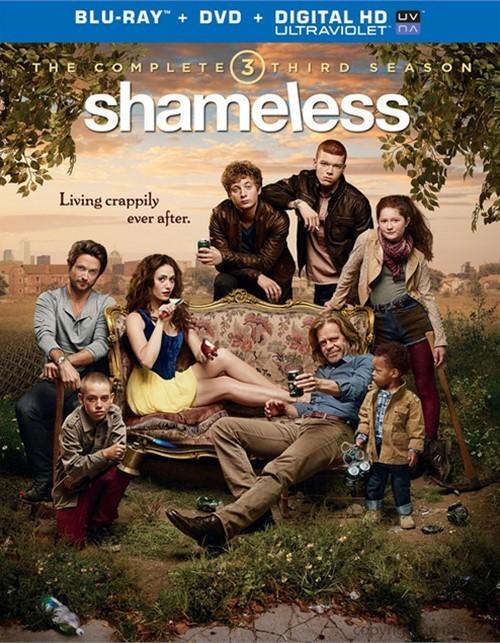 Shameless: The Complete Third Season (Blu-ray + DVD + UltraViolet)