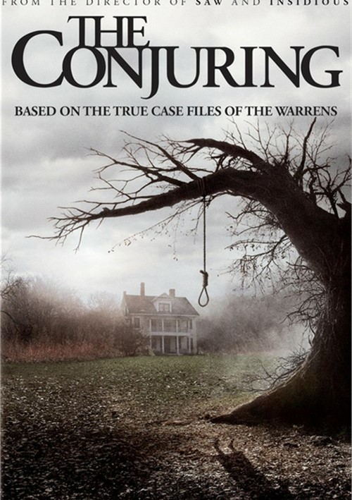 Conjuring, The (DVD + UltraViolet)