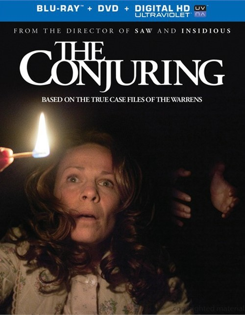 Conjuring, The (Blu-ray + DVD + UltraViolet)