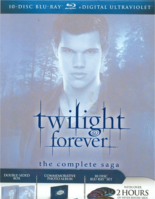 Twilight Forever: The Complete Saga (Blu-ray + UltraViolet)