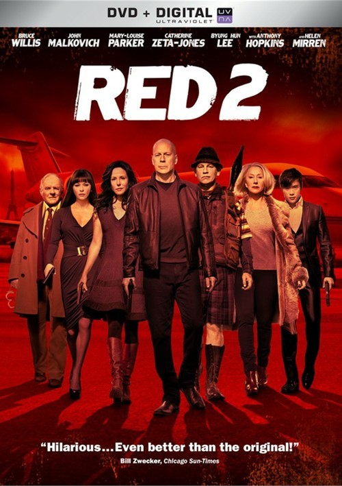 Red 2 (DVD + UltraViolet)