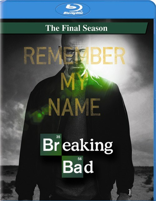 Breaking Bad: The Final Season (Blu-ray + UltraViolet)