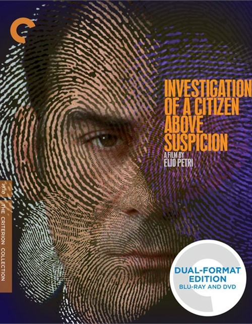 Investigation Of A Citizen Above Suspicion: The Criterion Collection (Blu-ray + DVD Combo)