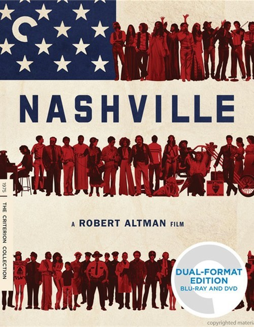 Nashville: The Criterion Collection (Blu-ray + DVD Combo)