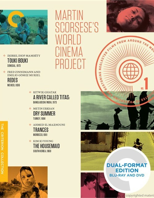 Martin Scorseses World Cinema Project: The Criterion Collection (Blu-ray + DVD Combo)