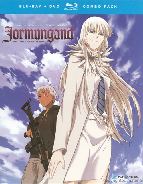 Jormungand: The Complete First Season (Blu-ray + DVD Combo)