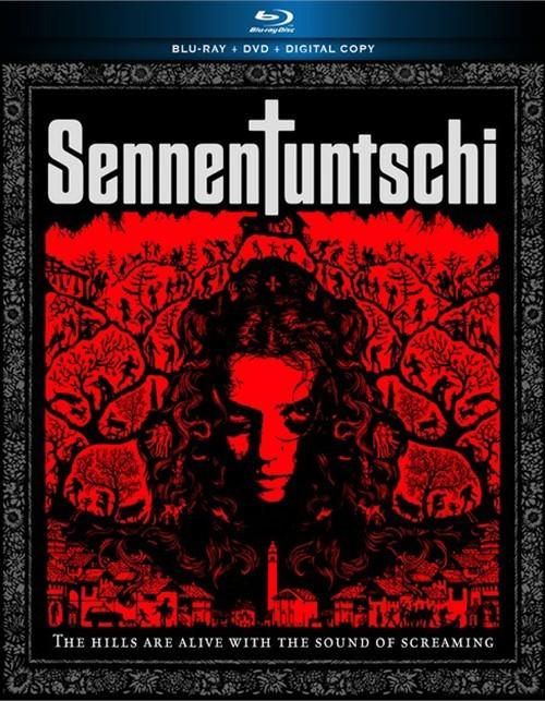 Sennentuntschi: Curse Of The Alps (Blu-ray + DVD + Digital Copy)