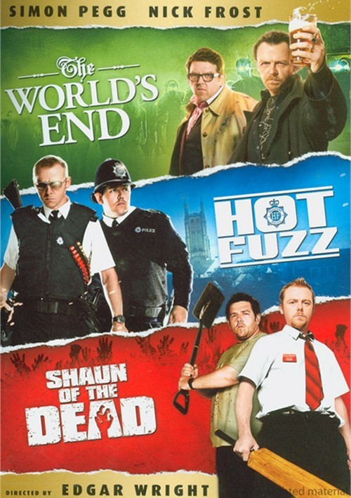 Worlds End, The / Hot Fuzz / Shaun Of The Dead (Triple Feature)
