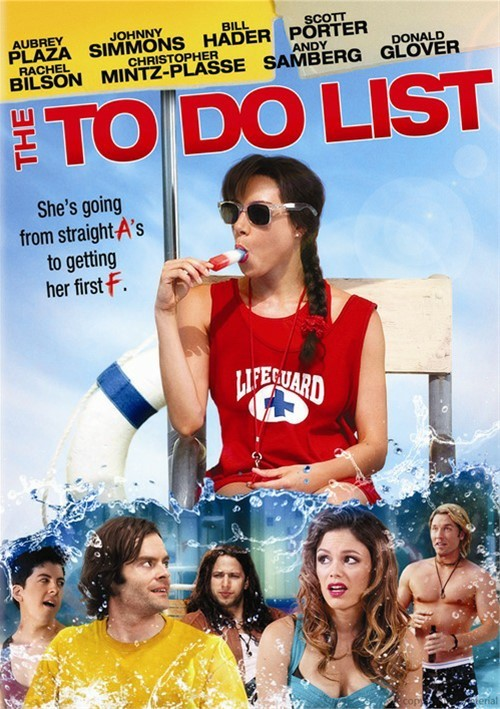 To Do List, The (DVD + UltraViolet)