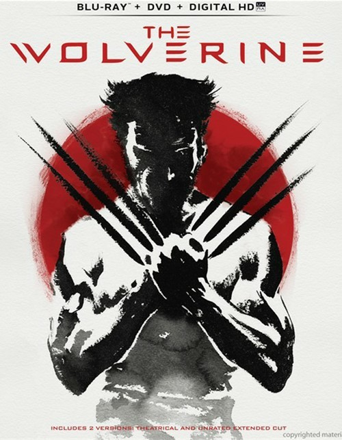 Wolverine, The (Blu-ray + DVD + UltraViolet)