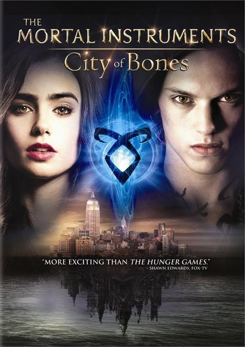 Mortal Instruments, The: City Of Bones (DVD + UltraViolet)