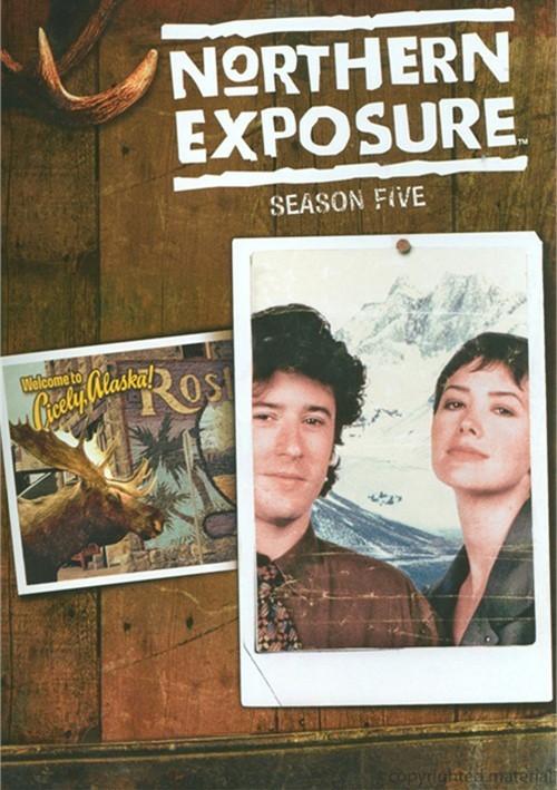 Northern Exposure: The Complete Fifth Season (Repackage)