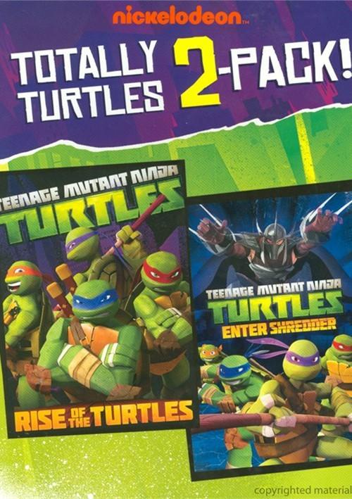 Teenage Mutant Ninja Turtles: Rise Of The Turtles / Enter Shredder (2 Pack)