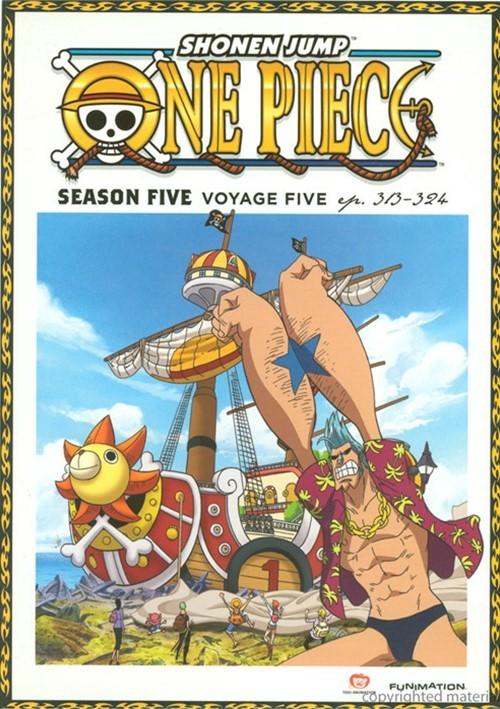 One Piece: Season Five - Fifth Voyage