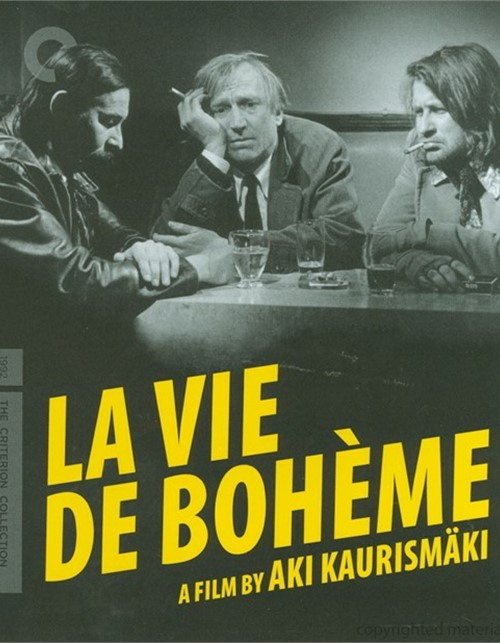 La Vie De Boheme: The Criterion Collection (Blu-ray + DVD Combo)