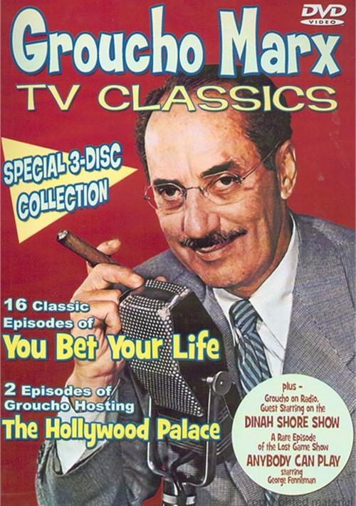 Groucho Marx TV Classic 3